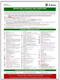 LAC DPH, Health Professional & Laboratory Mandatory