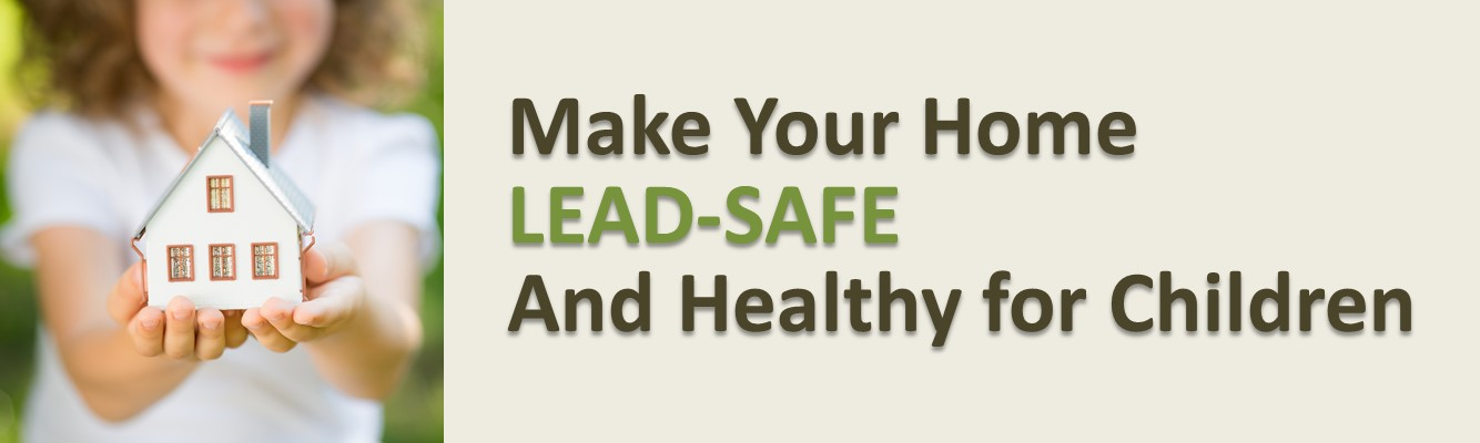 Make Your Home Lead Safe