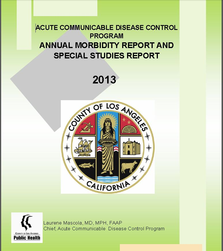 La County Department Of Public Health